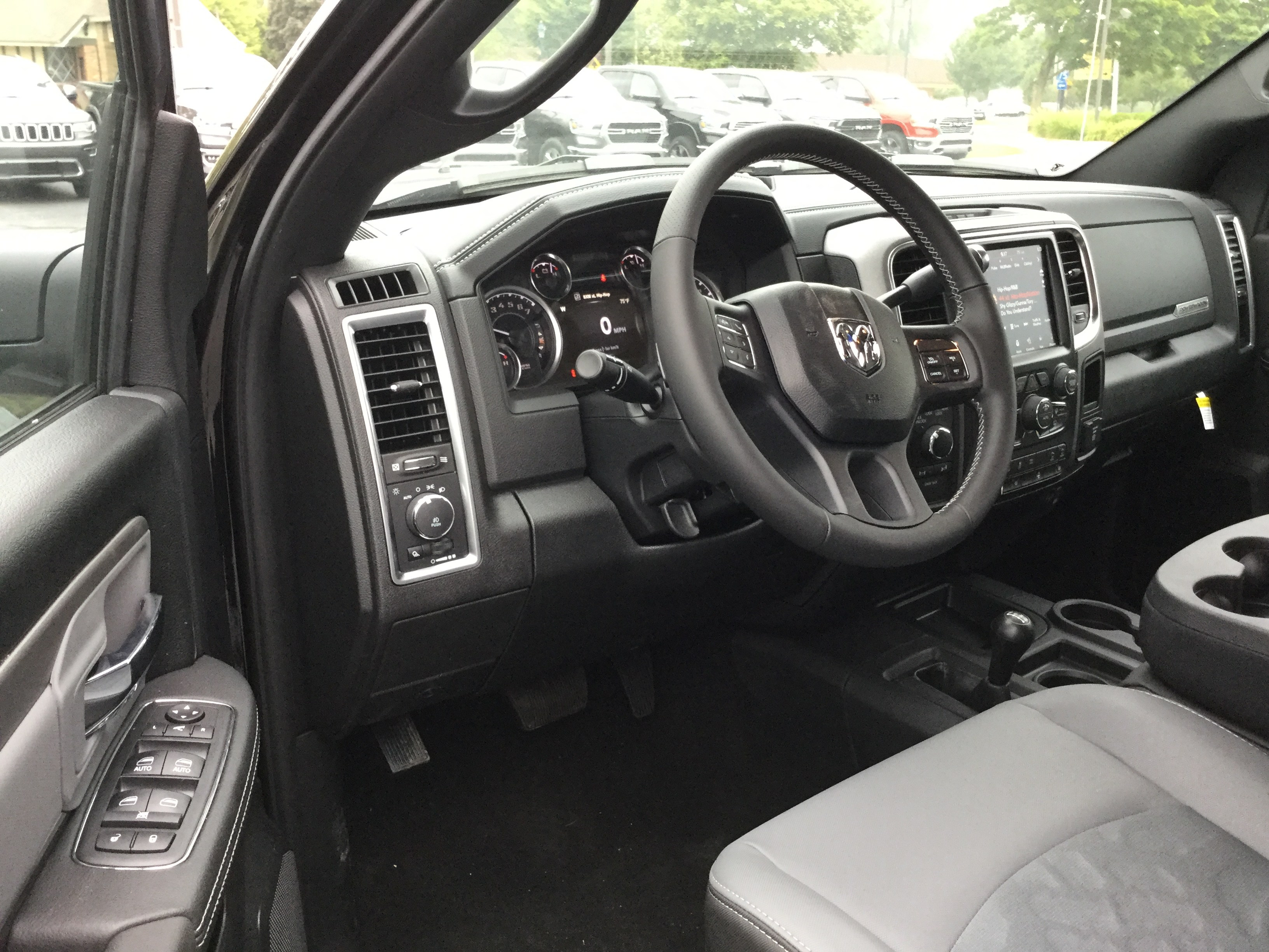 2018 Ram 2500 Crew Cab 4x4,  Pickup #18976 - photo 5