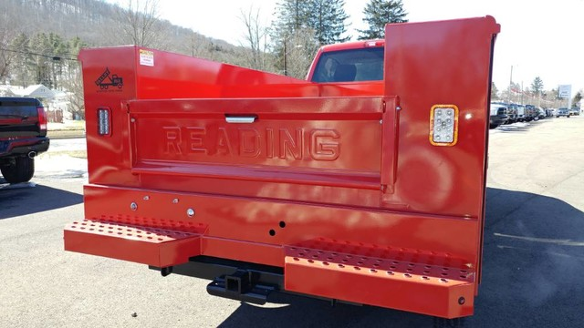 2018 Ram 3500 Regular Cab 4x4,  Reading Service Body #R11137 - photo 3
