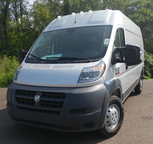 2018 ProMaster 2500 High Roof FWD,  Empty Cargo Van #R11300 - photo 1