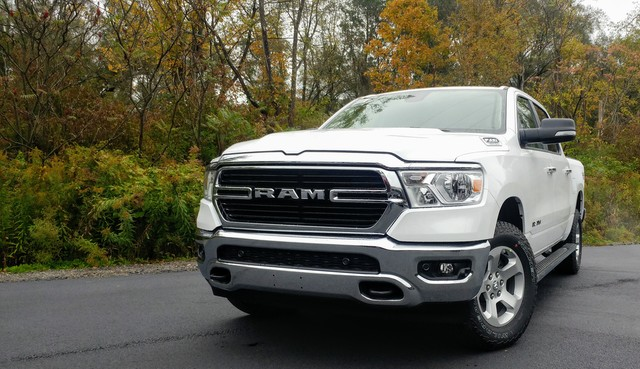 2019 Ram 1500 Crew Cab 4x4,  Pickup #R11471 - photo 2