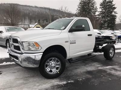 2018 Ram 3500 Regular Cab 4x4,  Cab Chassis #R11593 - photo 1