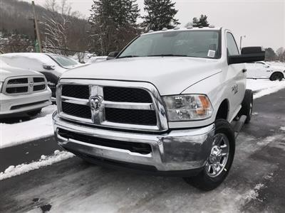 2018 Ram 3500 Regular Cab 4x4,  Cab Chassis #R11593 - photo 2