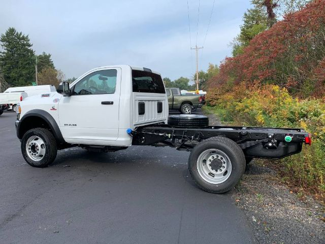 2020 Ram 5500 Regular Cab DRW 4x4, Cab Chassis #R12446 - photo 1