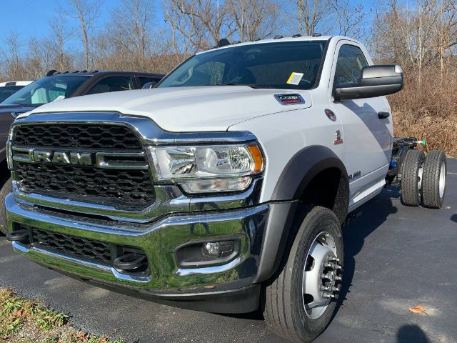 2020 Ram 5500 Regular Cab DRW 4x4, Cab Chassis #R12547 - photo 1