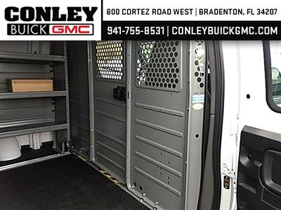 2019 Savana 2500 4x2,  Adrian Steel Commercial Shelving Upfitted Cargo Van #GK211275 - photo 10