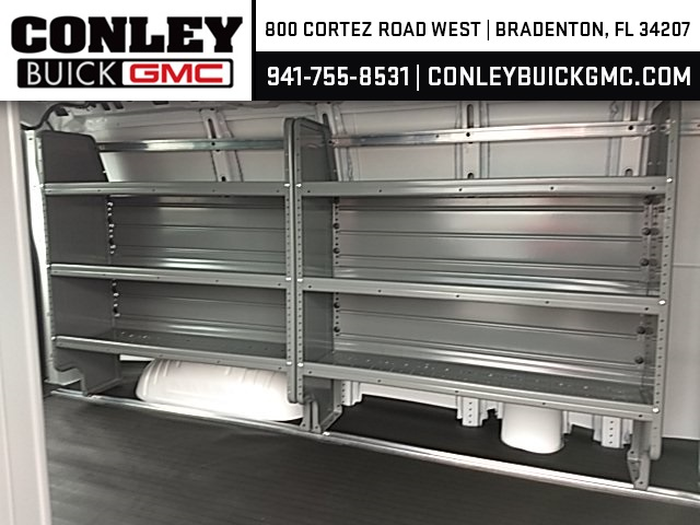 2019 Savana 2500 4x2,  Adrian Steel Commercial Shelving Upfitted Cargo Van #GK212250 - photo 11