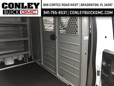 2019 Savana 2500 4x2,  Adrian Steel Commercial Shelving Upfitted Cargo Van #GK212250 - photo 10