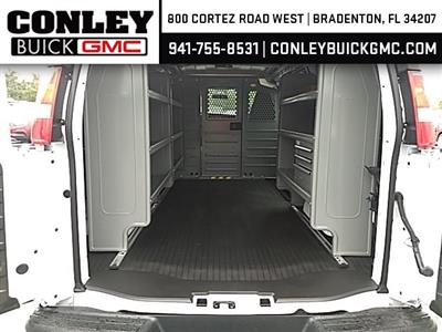 2019 Savana 2500 4x2,  Adrian Steel Commercial Shelving Upfitted Cargo Van #GK212250 - photo 2
