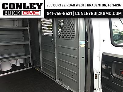2019 Savana 2500 4x2,  Adrian Steel Commercial Shelving Upfitted Cargo Van #GK215871 - photo 10
