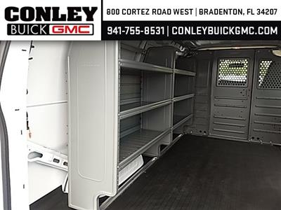 2019 Savana 2500 4x2,  Adrian Steel Commercial Shelving Upfitted Cargo Van #GK215871 - photo 8
