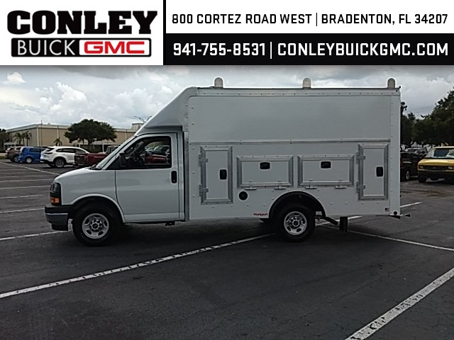 2019 Savana 3500 4x2,  Rockport Workport Service Utility Van #GK219541 - photo 3