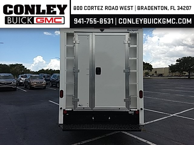 2019 Savana 3500 4x2,  Rockport Workport Service Utility Van #GK219541 - photo 4