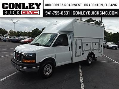 2019 Savana 3500 4x2,  Rockport Workport Service Utility Van #GK219541 - photo 1