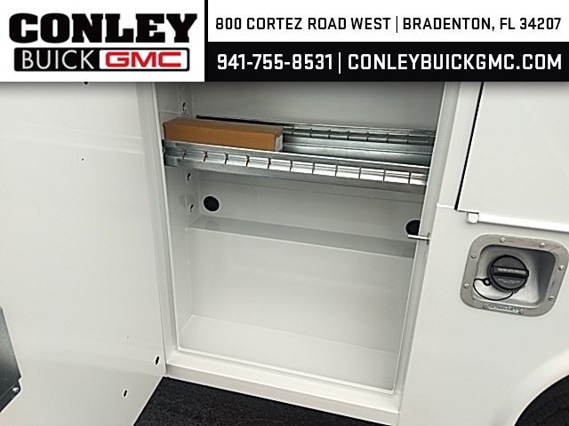 2019 Sierra 2500 Extended Cab 4x2, Reading SL Service Body #GK226274 - photo 10
