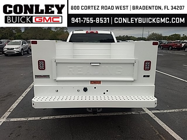 2019 Sierra 2500 Extended Cab 4x2, Reading SL Service Body #GK226274 - photo 4