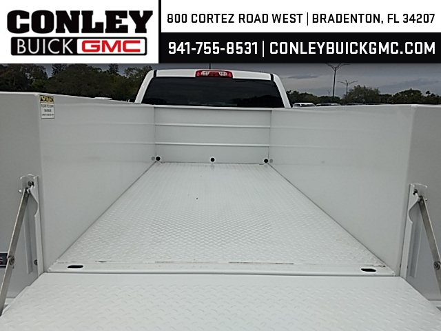 2019 Sierra 2500 Extended Cab 4x2, Reading SL Service Body #GK226274 - photo 7