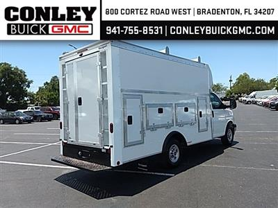 2019 Savana 3500 4x2,  Rockport Cutaway Van #GK254817 - photo 4