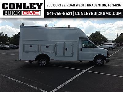 2019 Savana 3500 4x2, Rockport Workport Service Utility Van #GK276188 - photo 5