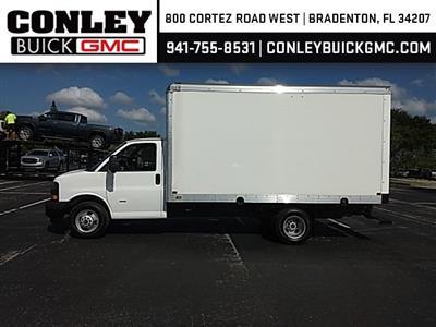 2020 Savana 3500 4x2,  J&B Truck Body Cutaway Van #GL123197 - photo 3