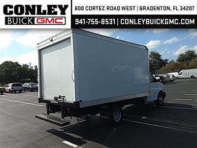 2020 Savana 3500 4x2,  J&B Truck Body Cutaway Van #GL123197 - photo 2