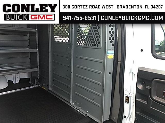 2020 Savana 2500 4x2,  Adrian Steel Commercial Shelving Upfitted Cargo Van #GL123642 - photo 11