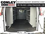 2020 Savana 2500 4x2,  Adrian Steel Commercial Shelving Upfitted Cargo Van #GL123642 - photo 2