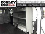 2020 Savana 2500 4x2,  Adrian Steel Commercial Shelving Upfitted Cargo Van #GL123642 - photo 9