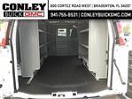 2020 Savana 2500 4x2,  Adrian Steel Base Shelving Service Utility Van #GL125997 - photo 2
