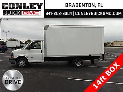 2020 Savana 3500 4x2, Rockport Cutaway Van #GL157054 - photo 3