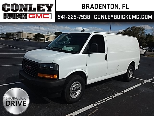 2020 GMC Savana 2500 4x2, Adrian Steel Upfitted Cargo Van #GL166088 - photo 1