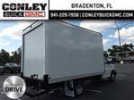 2020 GMC Savana 3500 4x2, J&B Truck Body Cutaway Van #GL186339 - photo 2