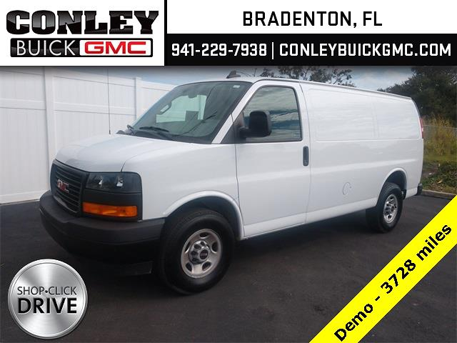 2020 GMC Savana 2500 4x2, Empty Cargo Van #GL230841 - photo 1