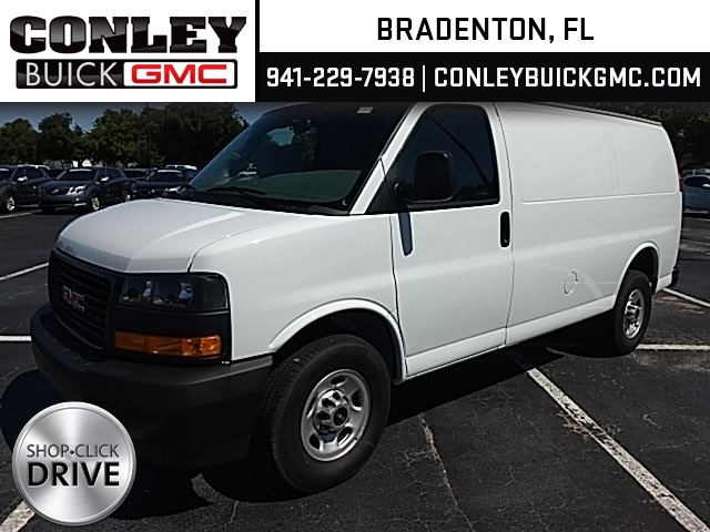 2020 GMC Savana 2500 4x2, Empty Cargo Van #GL230958 - photo 1