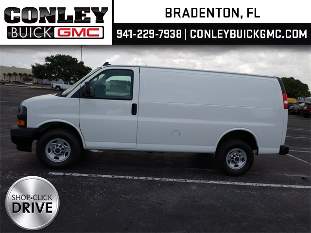 2020 GMC Savana 2500 4x2, Empty Cargo Van #GL234166 - photo 4