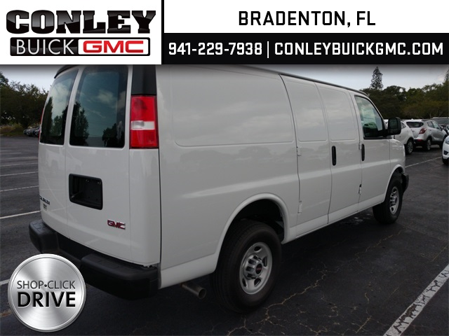 2020 GMC Savana 2500 4x2, Empty Cargo Van #GL234166 - photo 7