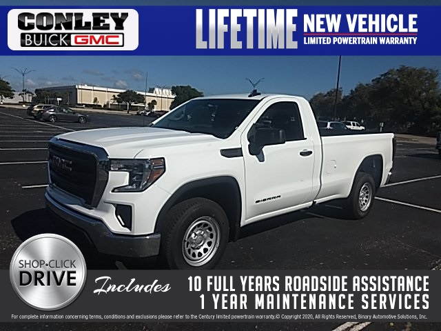 2020 GMC Sierra 1500 Regular Cab 4x2, Pickup #GL239471 - photo 1