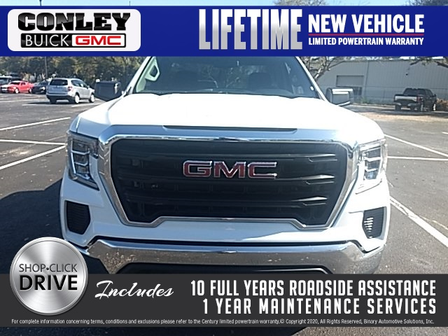 2020 GMC Sierra 1500 Regular Cab 4x2, Pickup #GL239471 - photo 5