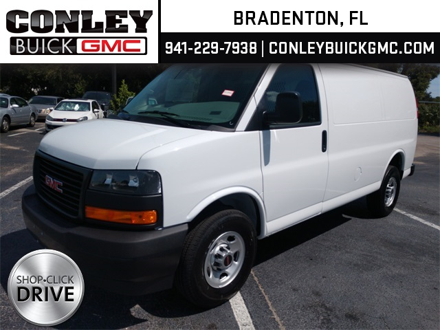 2020 GMC Savana 2500 4x2, Knapheide Upfitted Cargo Van #GL249453 - photo 1