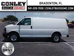 2020 GMC Savana 2500 4x2, Weather Guard Upfitted Cargo Van #GL249460 - photo 3