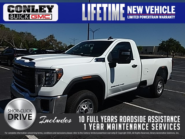 2020 GMC Sierra 2500 Regular Cab 4x2, Pickup #GL251560 - photo 1