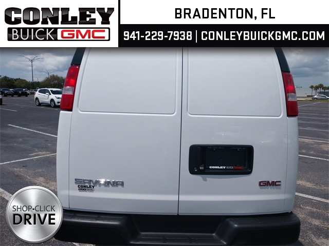 2020 GMC Savana 2500 4x2, Empty Cargo Van #GL257132 - photo 4