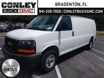 2020 GMC Savana 2500 4x2, Empty Cargo Van #GL257132 - photo 1
