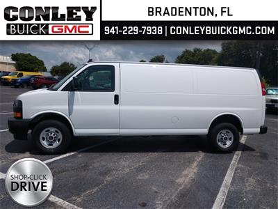 2020 GMC Savana 2500 4x2, Empty Cargo Van #GL257132 - photo 3