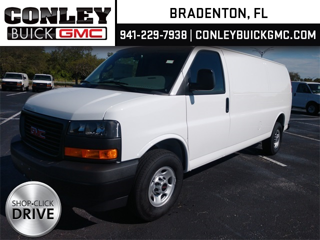 2020 GMC Savana 2500 4x2, Knapheide Upfitted Cargo Van #GL257201 - photo 1