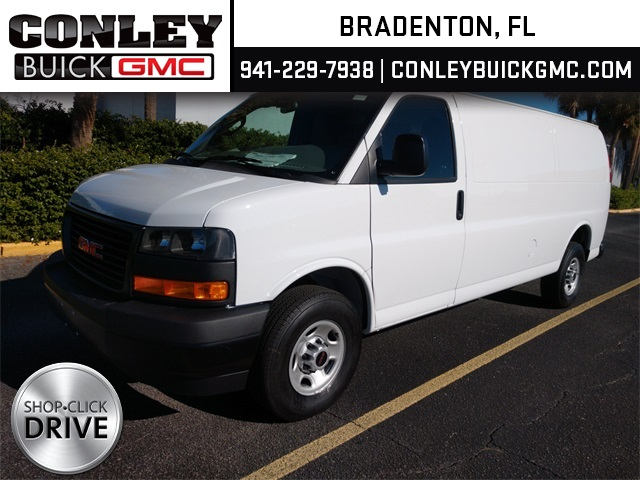 2020 GMC Savana 2500 4x2, Empty Cargo Van #GL276077 - photo 1