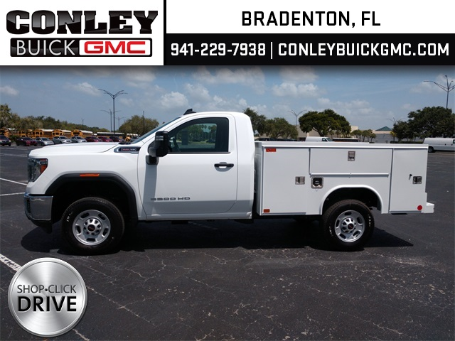 2020 GMC Sierra 2500 Regular Cab 4x2, Reading SL Service Body #GL298297 - photo 4