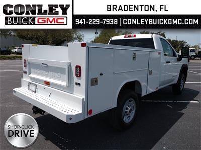 2020 GMC Sierra 2500 Regular Cab 4x2, Reading SL Service Body #GL298297 - photo 2