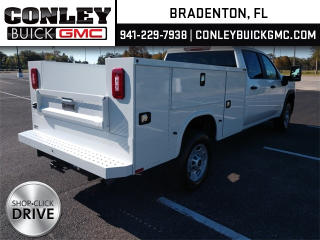 2021 GMC Sierra 2500 Crew Cab 4x2, Knapheide Service Body #GM105508 - photo 1