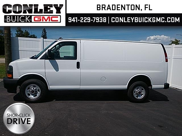 2021 GMC Savana 2500 4x2, Knapheide Empty Cargo Van #GM155840 - photo 1