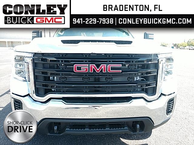 2021 GMC Sierra 3500 Crew Cab 4x4, Action Fabrication Contractor Body #GM162027 - photo 8